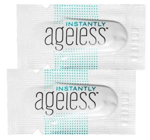 instantly-ageless-by-jeunesse-global-micro-cream. Саше микро-крема Instantly Ageless от компании Jeunesse Global. Самый популярный омолаживающий микро-крем в Москве