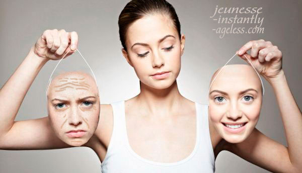 Effect of Instantly Ageless cream: mighty and fast!